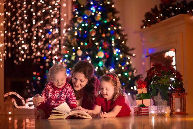 regalos navidad, regalo al bebe, padres regalos