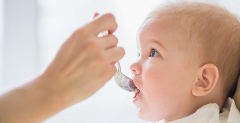 Que debe comer tu bebé