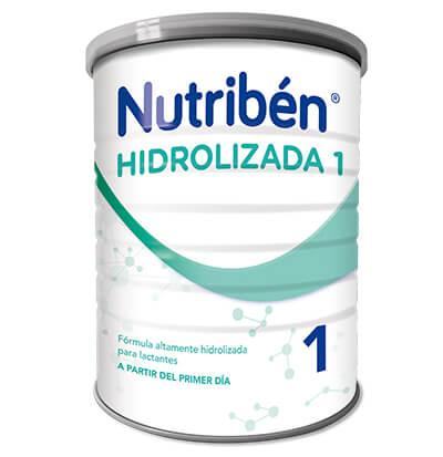 Fórmula especial Nutribén hidrolizada