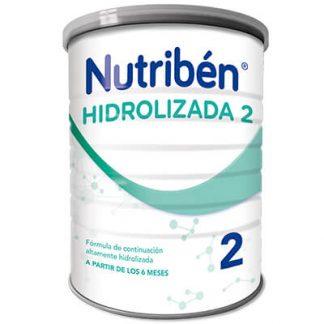 Fórmula especial Nutribén hidrolizada 2