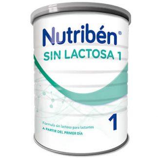 Fórmula especial Nutribén sin lactosa