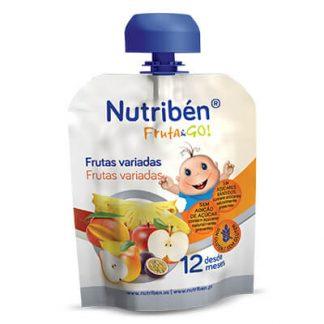 Fruta Go frutas variadas Nutribén