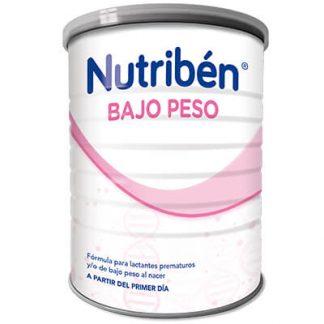 Leche infantil Nutribén bajo peso