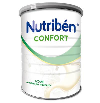 Leche infantil Nutribén confort