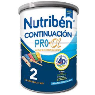 Leche infantil Nutriben Continuacion Pro Alfa