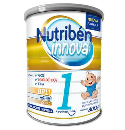 Leche de inicio Nutriben Innova 1