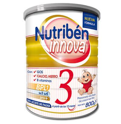 Leche infantil Nutribén Innova 3