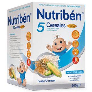 Nutribén 5 Cereales fibra