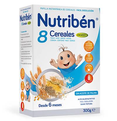 Nutribén 8 Cereales digest