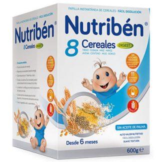 Nutribén 8 Cereales digest 600